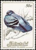 Aitutaki 1984 Local Birds (2nd Group) a