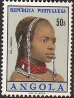 Angola 1961 Native Women from Angola p
