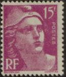 France 1945 Marianne de Gandon (1st Group) i