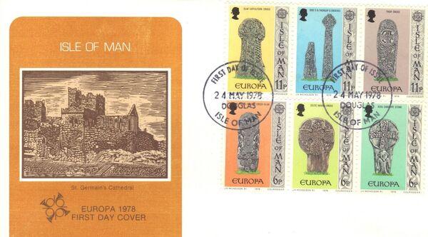 Isle of Man 1978 Europa o