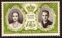 Monaco 1956 Wedding of Prince Rainier III & Grace Kelly d