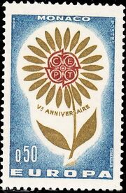Monaco 1964 Europa b
