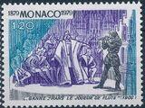 Monaco 1979 100 Years Opera Hall Salle Garnier b