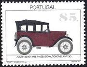 Portugal 1992 Automobile Museum - Oeiras c
