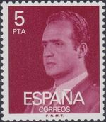 Spain 1976 King Juan Carlos I - 1st Group d
