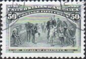 United States of America 1992 Voyages of Columbus i