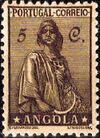 Angola 1932 Ceres - New Values b