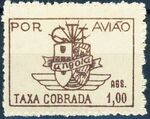 Angola 1947 Air Post Stamps a