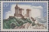 France 1958 The Foix Chateau a