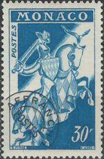 Monaco 1957 Knight d