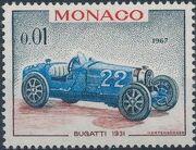 Monaco 1967 Automobiles a