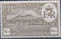Montserrat 1982 350th Anniversary of Settlement of Montserrat by Sir Thomas Warner j