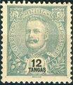 Portuguese India 1903 D. Carlos I - New Colours and Values l.jpg