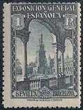 Spain 1929 Seville-Barcelona Exposition k