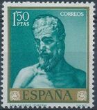 Spain 1963 Painters - José de Ribera f