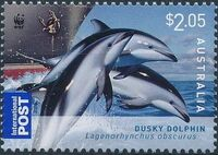 Australia 2009 WWF - Dolphins of the Australian Coastline d