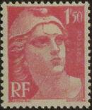 France 1945 Marianne de Gandon (1st Group) a