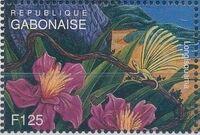 Gabon 1995 Prehistoric Wildlife j