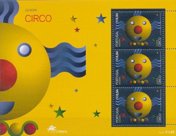 Madeira 2002 Europa - The Circus d