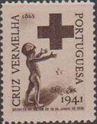 Portugal 1941 - Red Cross - Cinderellas Cinderella c