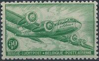 Belgium 1946 Air Post Stamps c