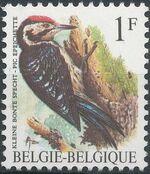 Belgium 1990 Birds (A) a