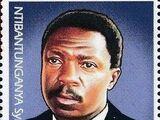 Burundi 2012 Presidents of Burundi - Sylvestre Ntibantunganya