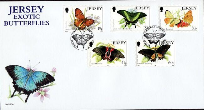 Jersey 1995 Butterflies h