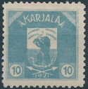 Karelia 1922 Coat of Arms b
