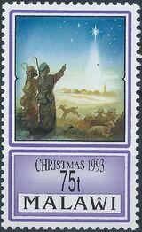 Malawi 1993 Christmas b