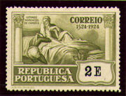 Portugal 1924 400th Birth Anniversary of Camões y