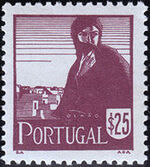Portugal 1941 National Costumes (1st Issue) e