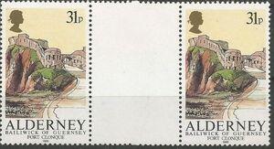 Alderney 1986 Alderney Forts GPc