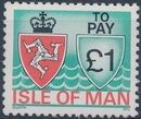 Isle of Man 1975 Postage Due Stamps h