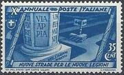 Italy 1932 10th Anniversary of the Fascist Government and the March on Rome g