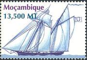 Mozambique 2002 Ships d