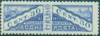 San Marino 1928 Parcel Post Stamps e