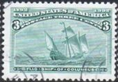 United States of America 1992 Voyages of Columbus e