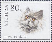 Albania 1966 Cats g