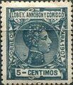 Elobey, Annobon and Corisco 1907 King Alfonso XIII e.jpg
