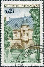 France 1969 42nd Congress of the Federation Philatelic Societies a
