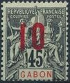 Gabon 1912 Navigation and Commerce Surcharged h.jpg