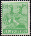 Germany-Allied Occupation 1947 2nd Allied Control Council Issue l
