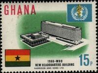 Ghana 1966 Inauguration of WHO Headquarters b