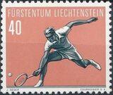 Liechtenstein 1958 Sports c