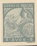 Macao 1934 Padrões fa