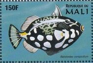 Mali 1997 Marine Life b