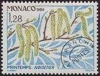 Monaco 1986 The Four Seasons of the Hazel Nut Tree a