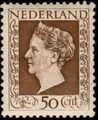 Netherlands 1948 Queen Wilhelmina - Type Hartz g.jpg