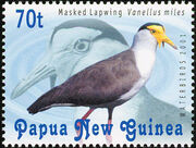 Papua & New Guinea 2001 Waterbirds b